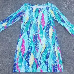 Lilly Pulitzer 3/4 Sleeve Dress Size Medium